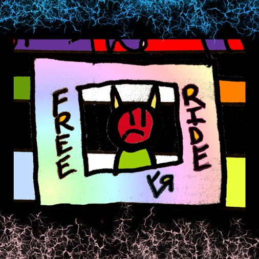 free ride (10 jan. 2019) by rfy - (peg)