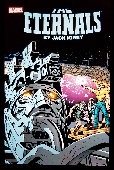 the eternals (1976-2016) - (peg)