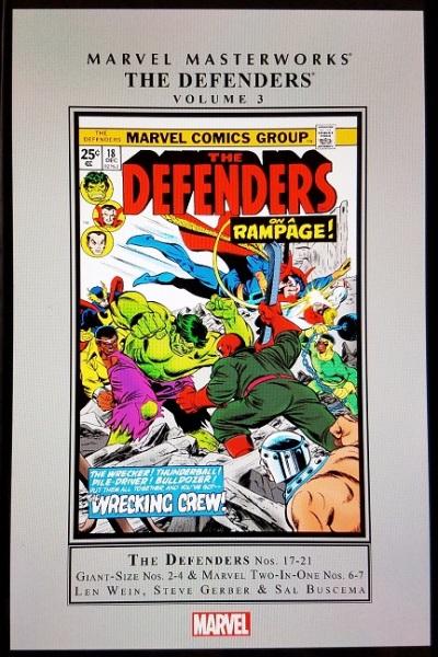 defenders vol 3 - (peg)